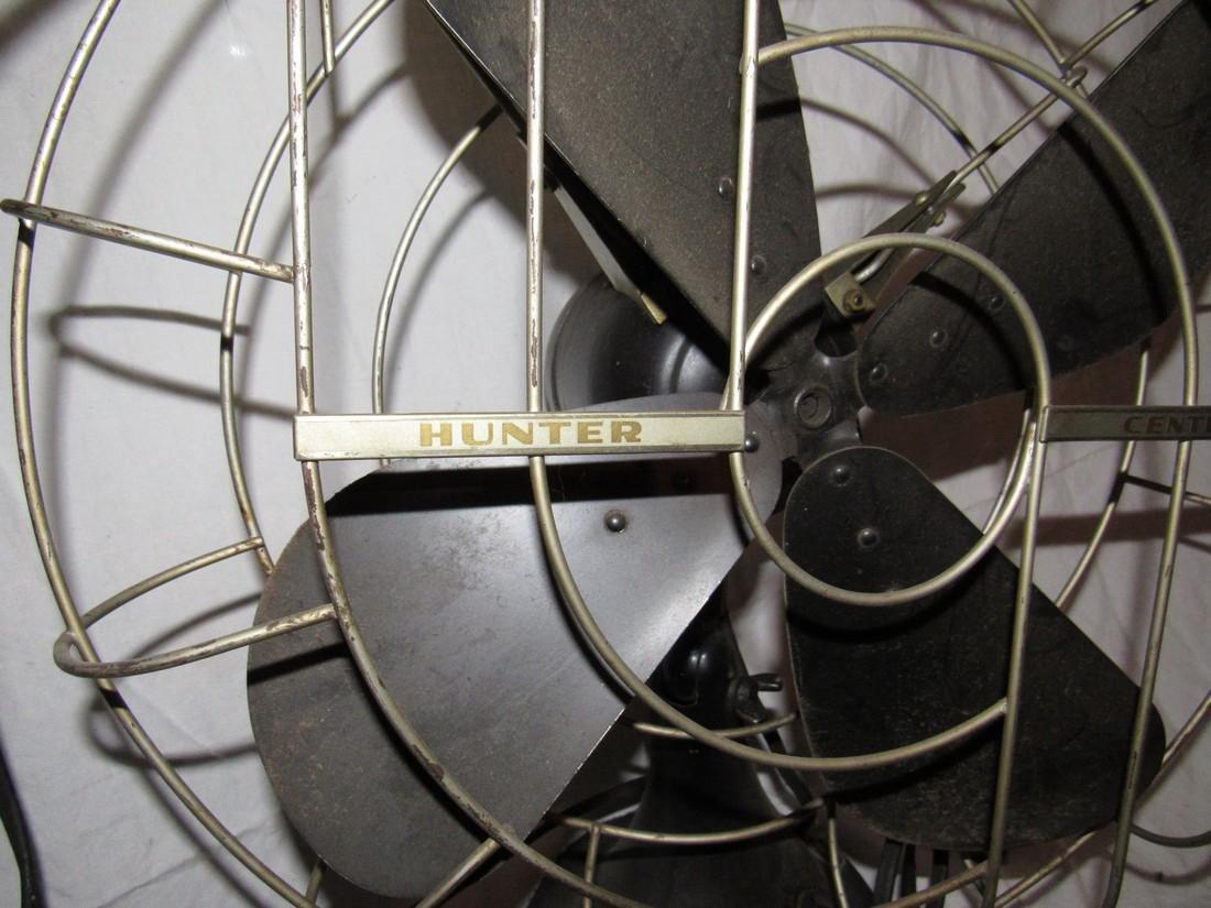 Hunter Century 4 Blade Fan - 2