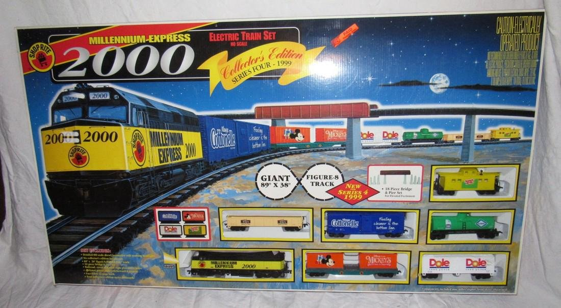 2000 Millenium Express Shop Rite Train