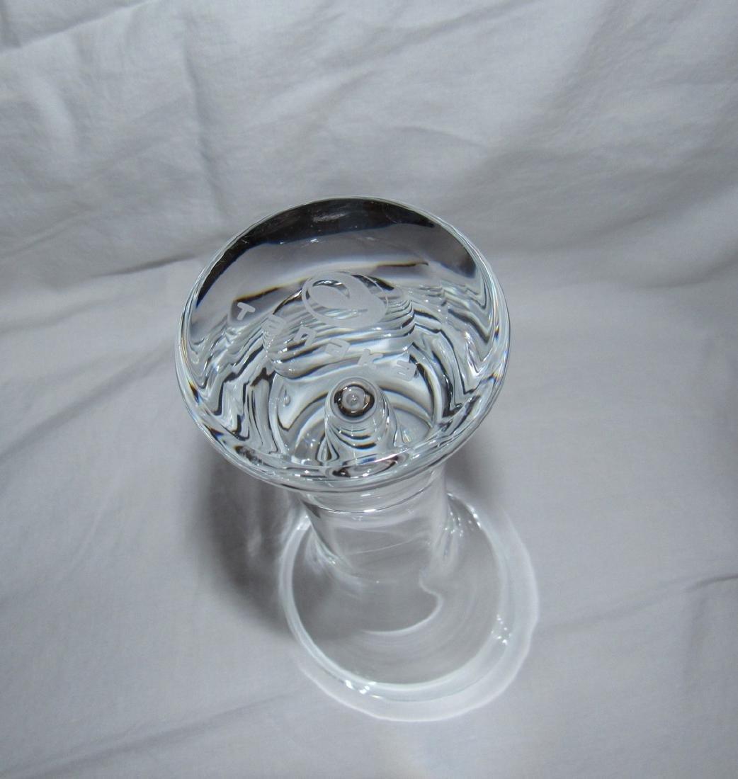 Hoya Tanaka Crystal Vase - 2