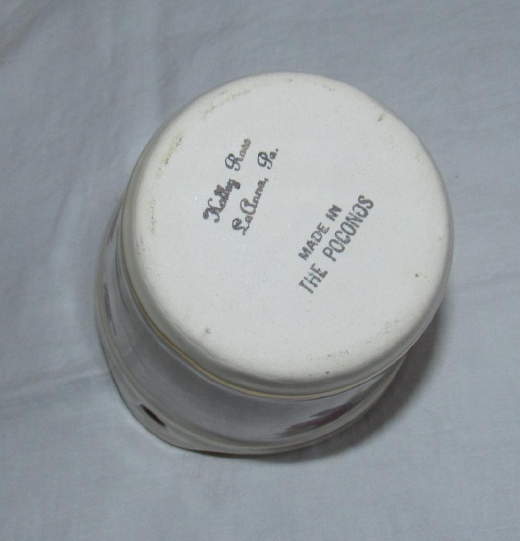 Kelly Ross Cow Creamer & Bucket - 2