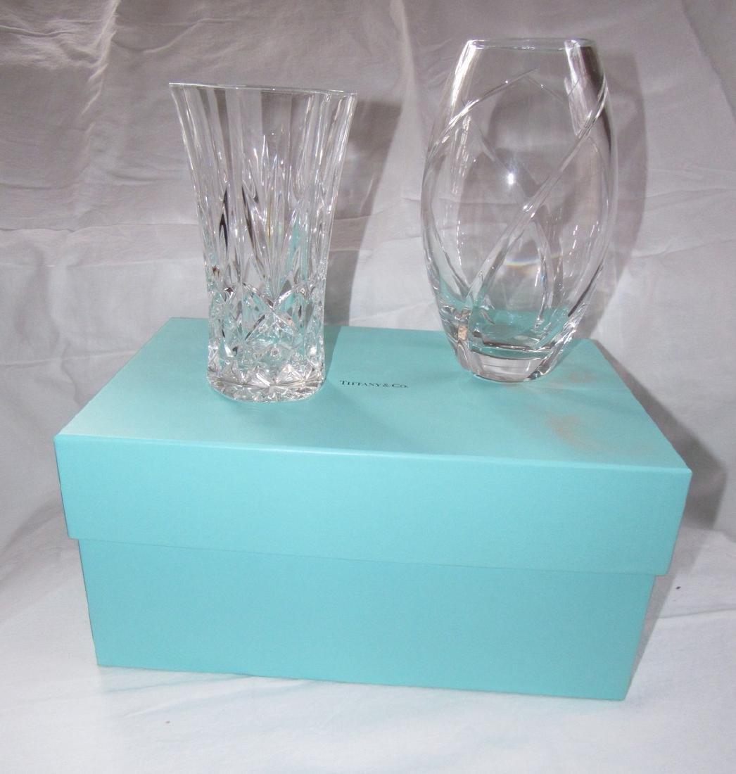 Tiffany & Co Made in Italy Vase
