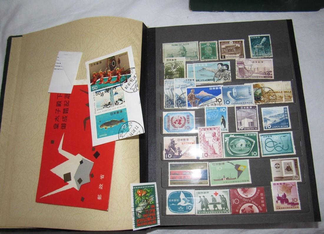 Oriental Stamp Album - 10