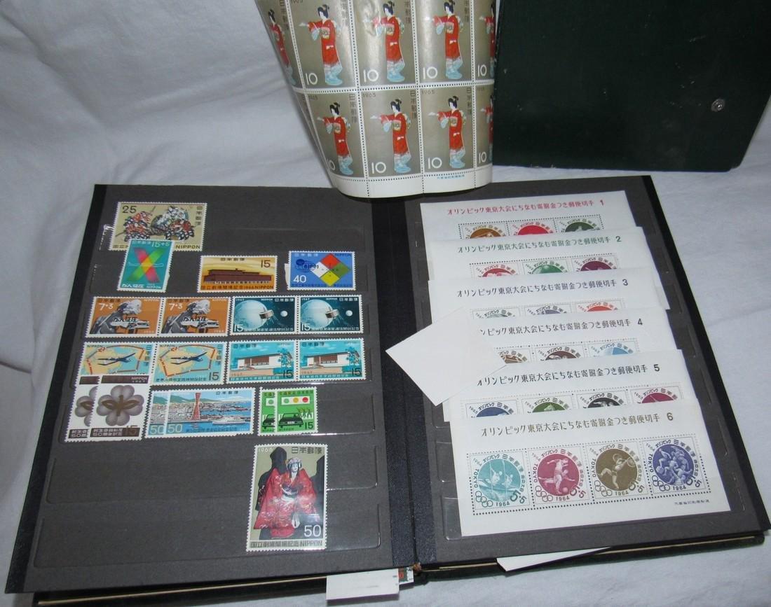 Oriental Stamp Album - 2
