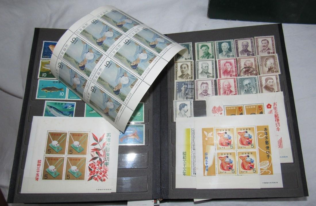 Oriental Stamp Album - 3