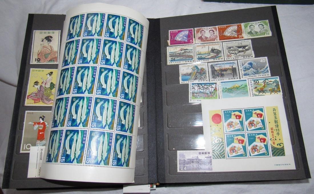 Oriental Stamp Album - 4