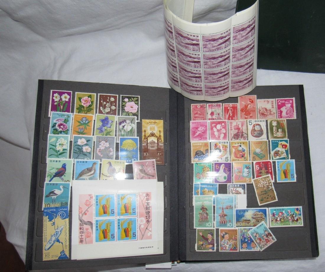 Oriental Stamp Album - 5