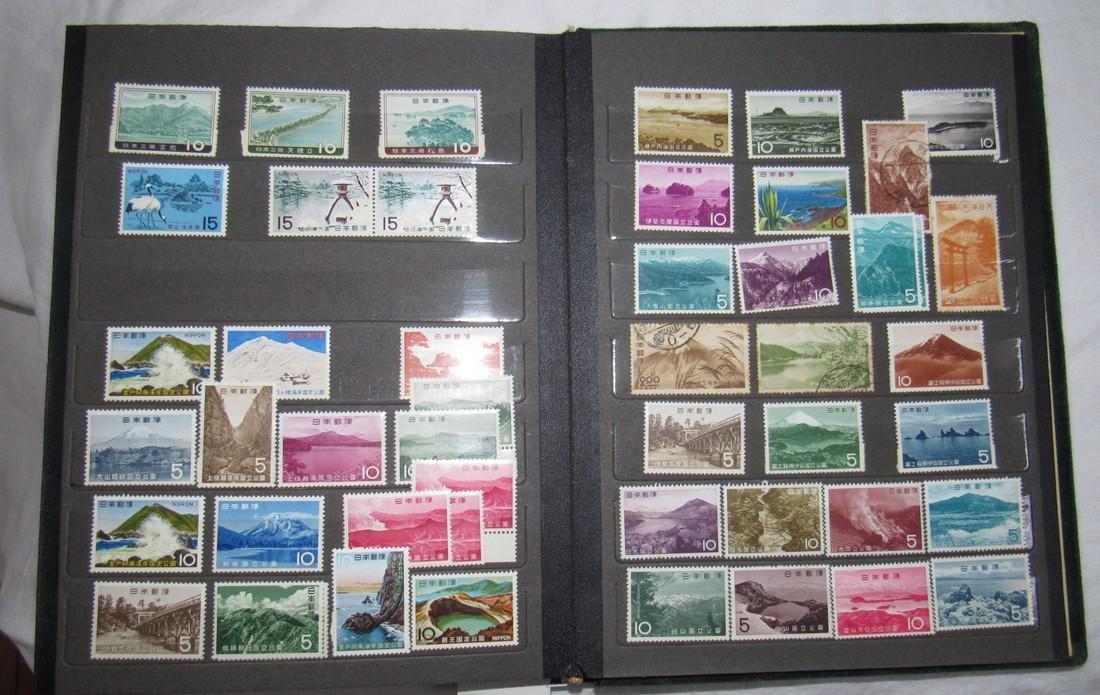 Oriental Stamp Album - 7