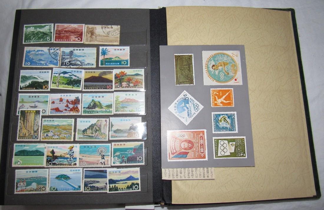 Oriental Stamp Album - 8