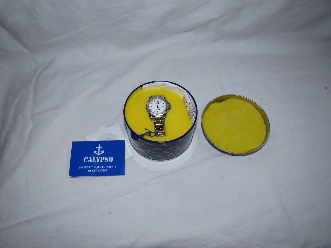 Calypso Marine Sports Collection Watch