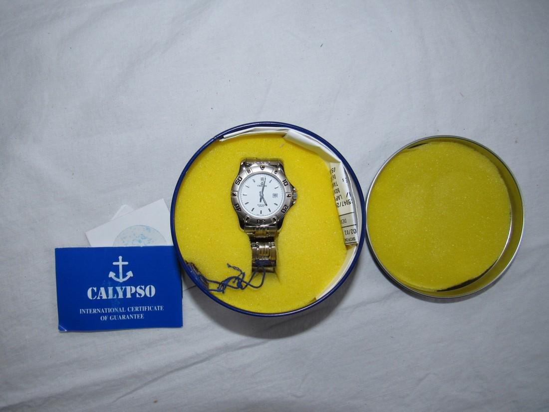 Calypso Marine Sports Collection Watch - 2