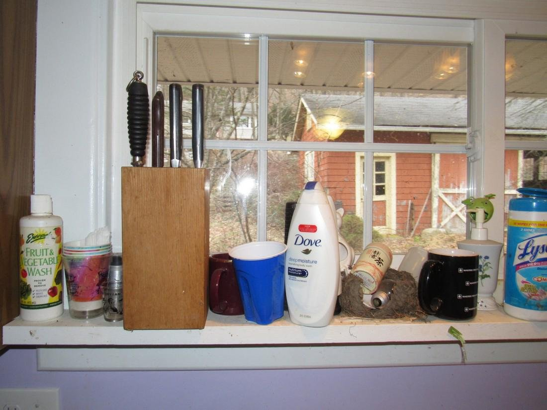 Contents of Kitchen Cabinets & Drawers - 5
