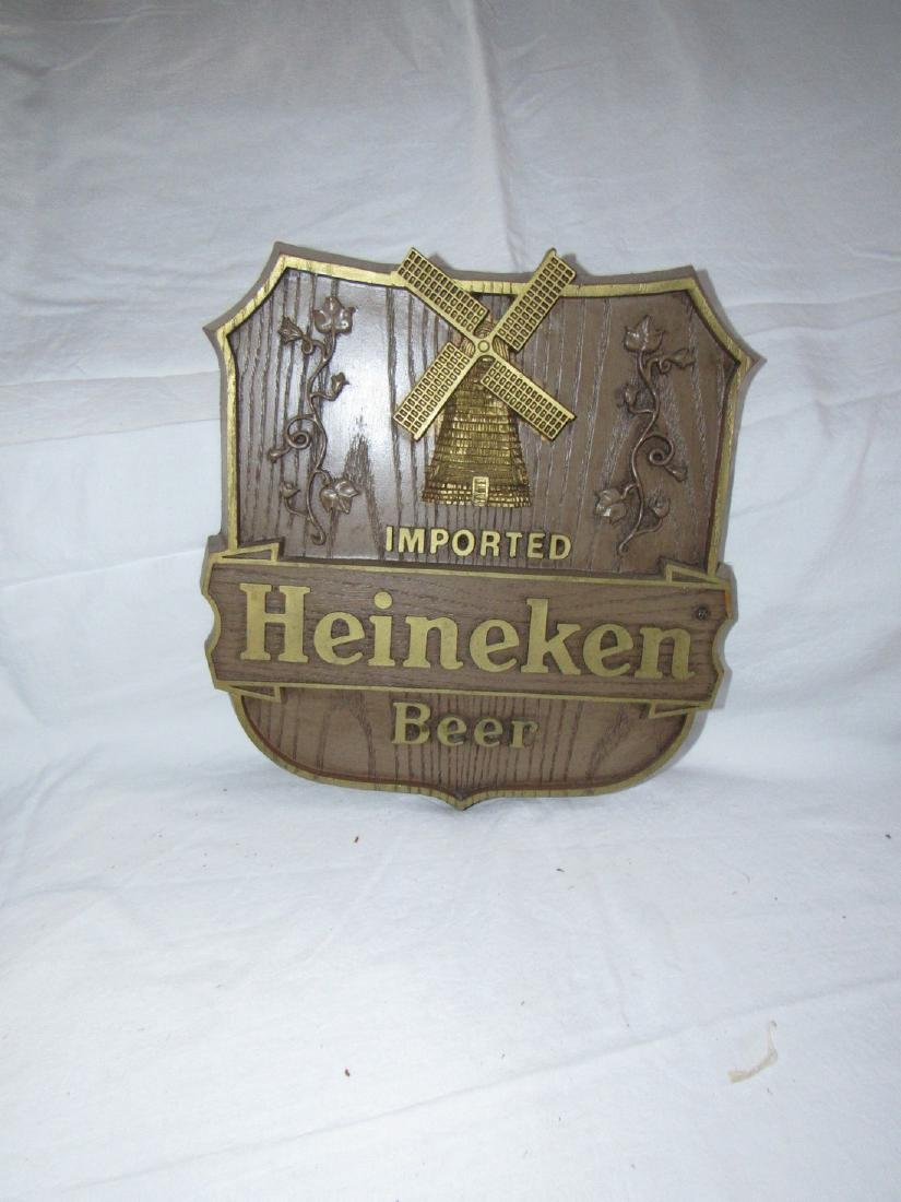 Heineken Beer Sign