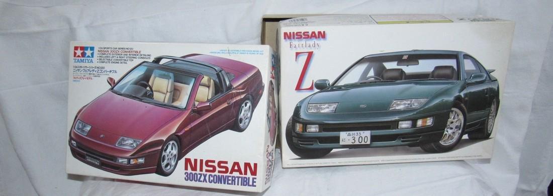 Tamiya 300zx Fujimi Fairlady  Nissan Models