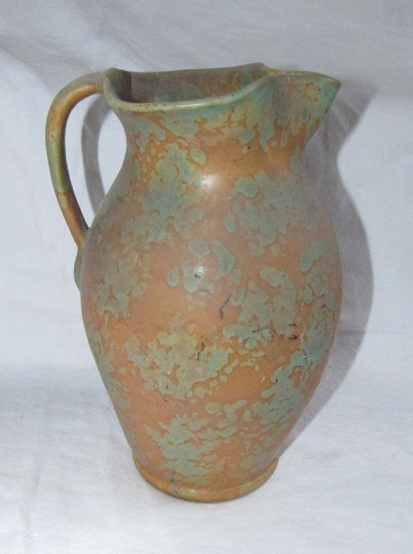 Antique Pottery Pitcher
