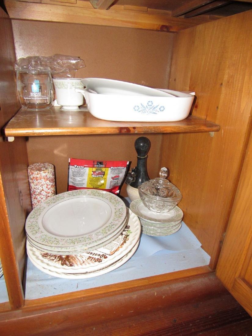Oriental Glassware Dishes & Misc - 3