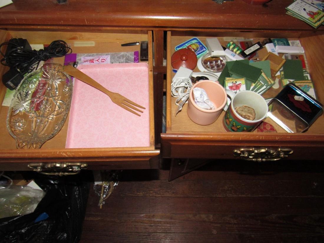 Oriental Glassware Dishes & Misc - 6