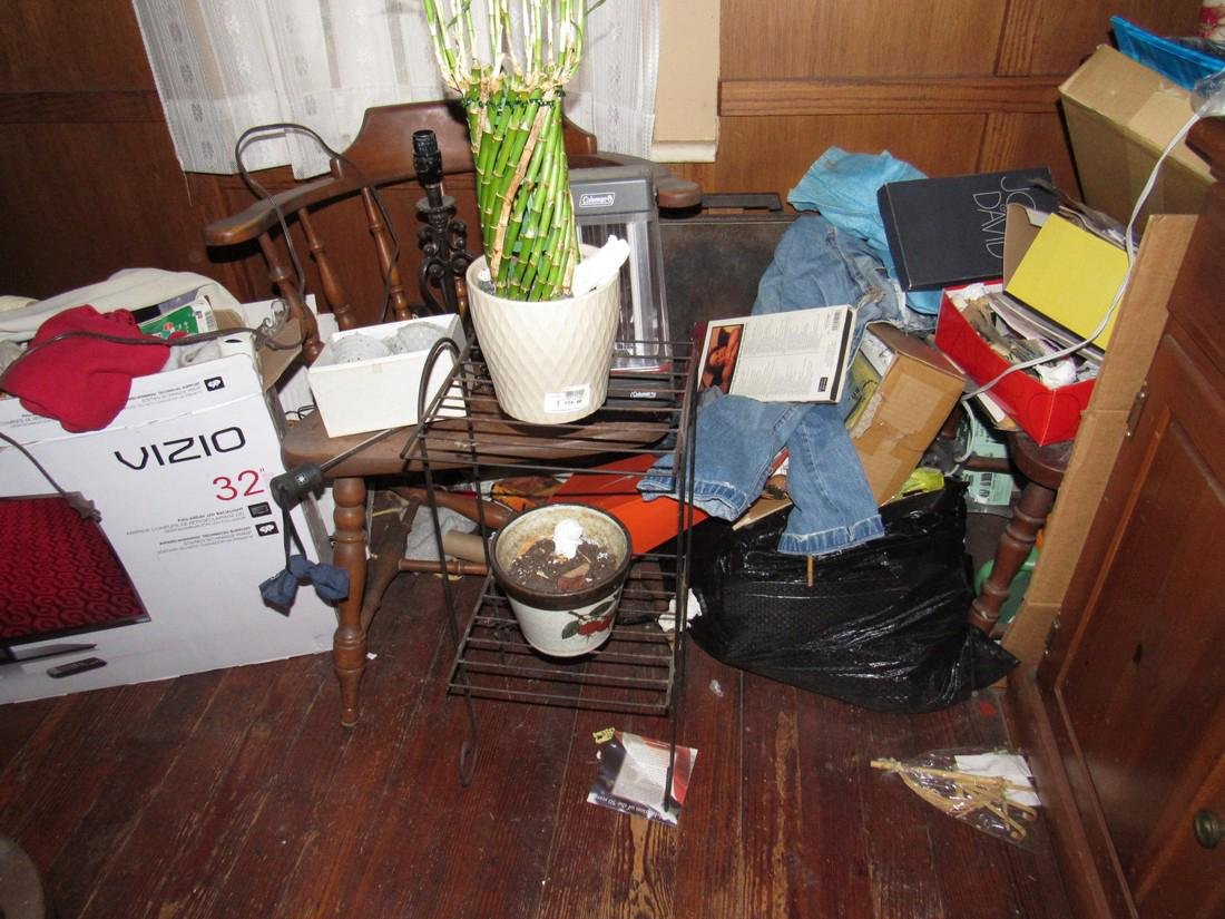 Partial Contents of Dining Room