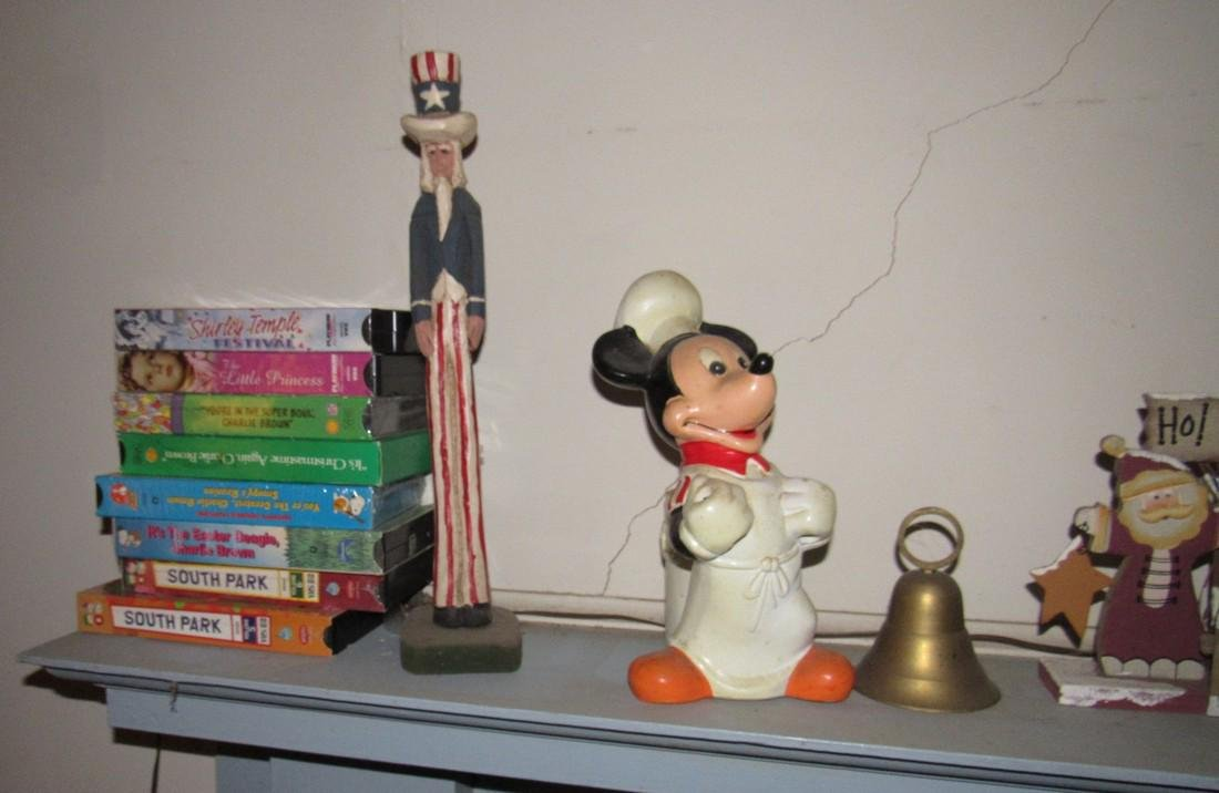 Shelf Lot Walt Disney Mickey Mouse - 4