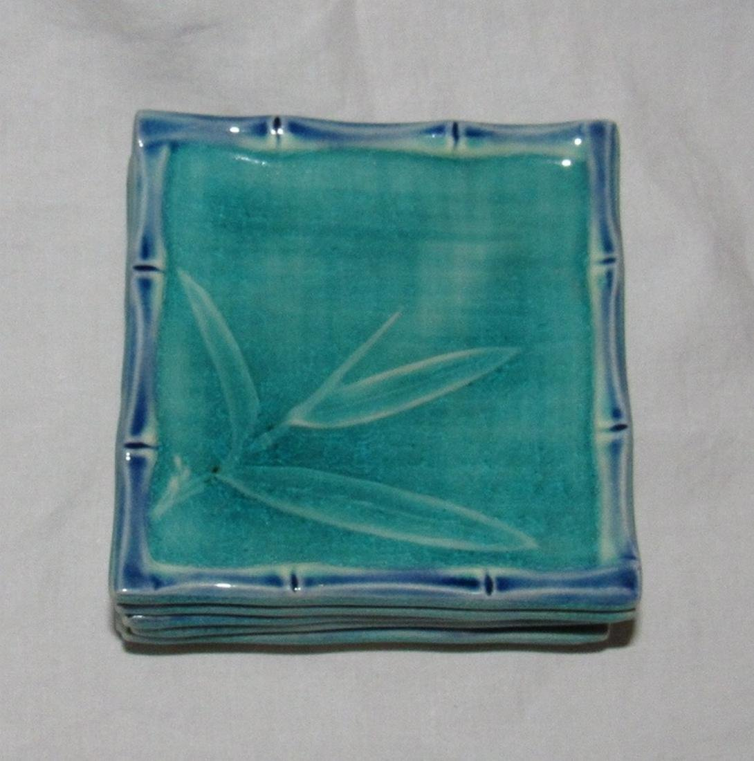 Oriental Coasters / Plates - 2