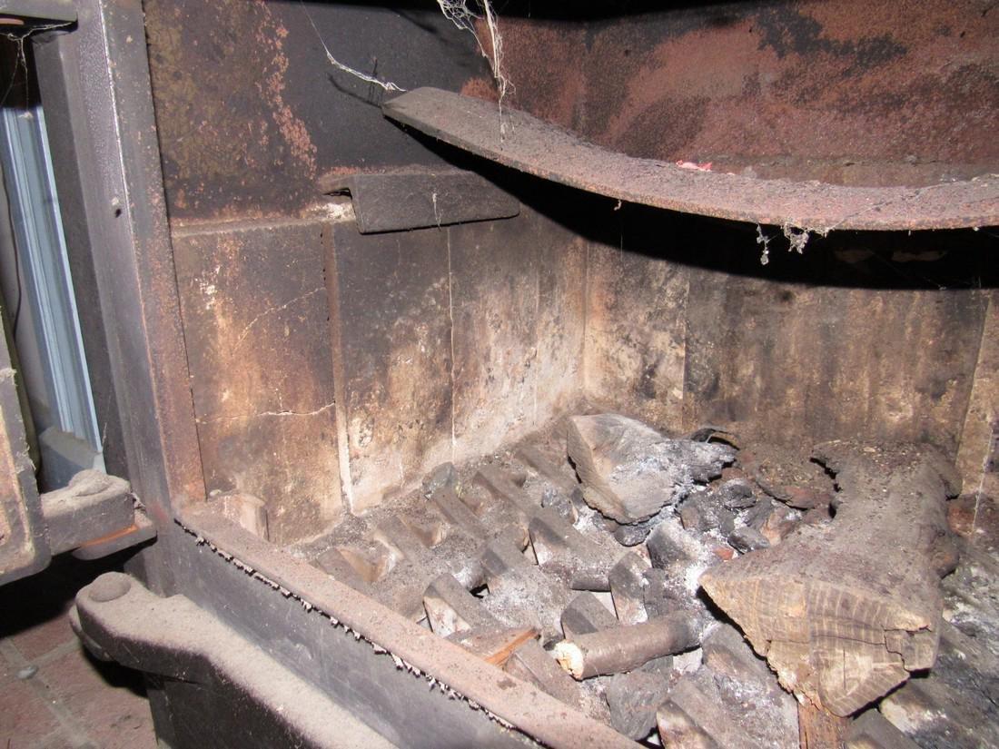 Glacier Bay Fireplace Wood Stove Insert - 4