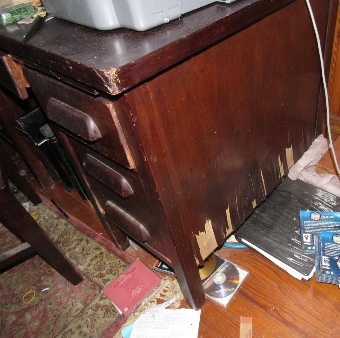 Desk & Chair - 2