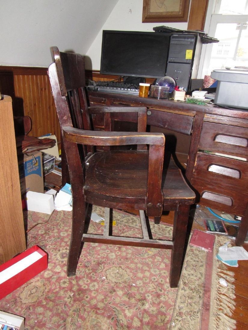 Desk & Chair - 3
