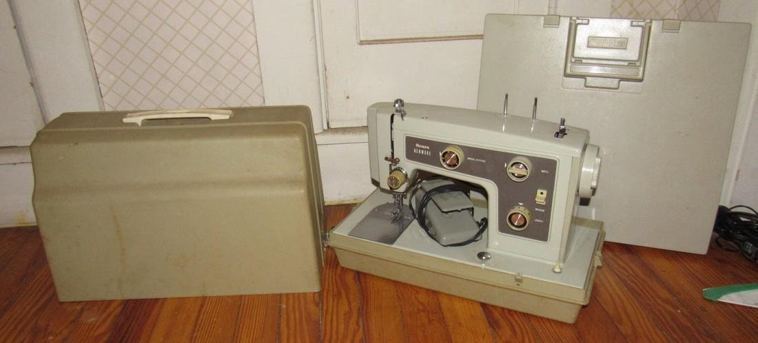 Sears Kenmore Sewing Machine Smith Corona