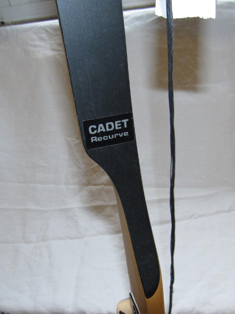 Cadet Recurve Bow Arrows & Quiver - 5