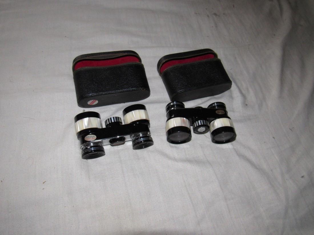 2 Pair Yashica Binocuolars - 2