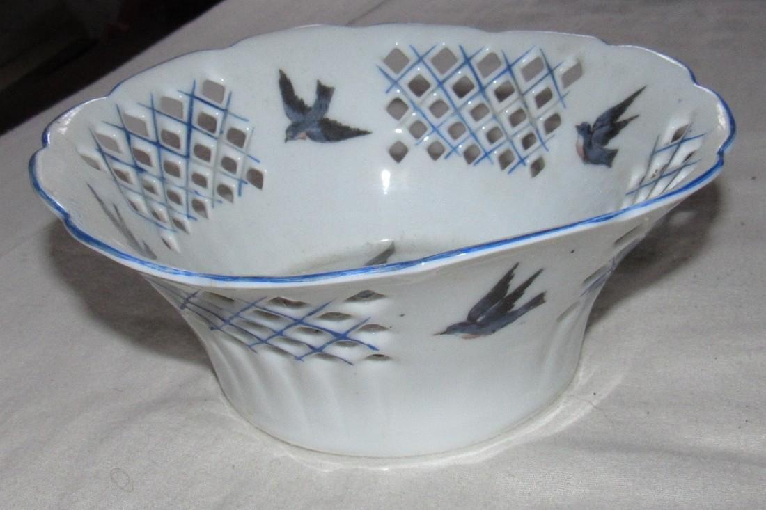 Victoria Blue Bird Bowl