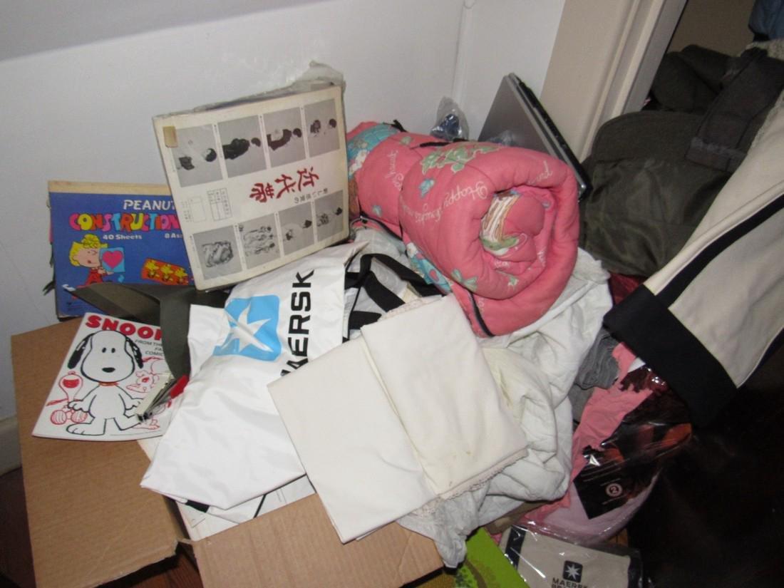 Clothing Closet Contents - 2