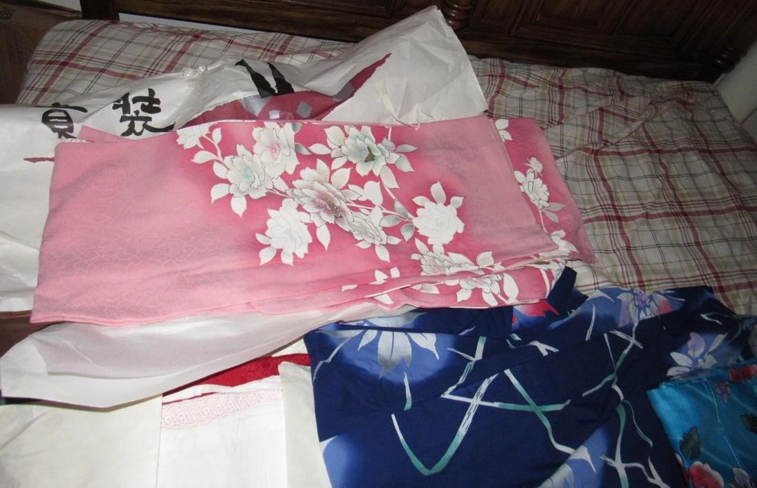 Oriental Clothing & Misc - 2