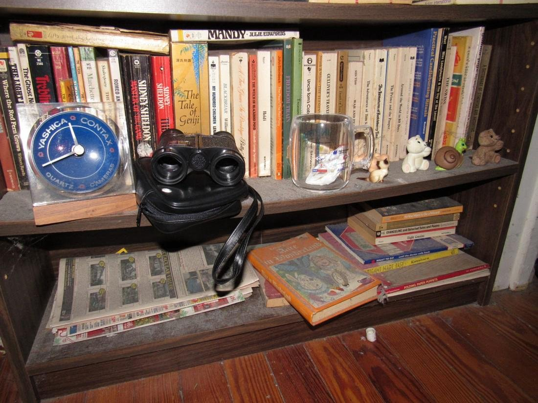 Walt Disney Japan Lamp Oriental Books Bank - 4