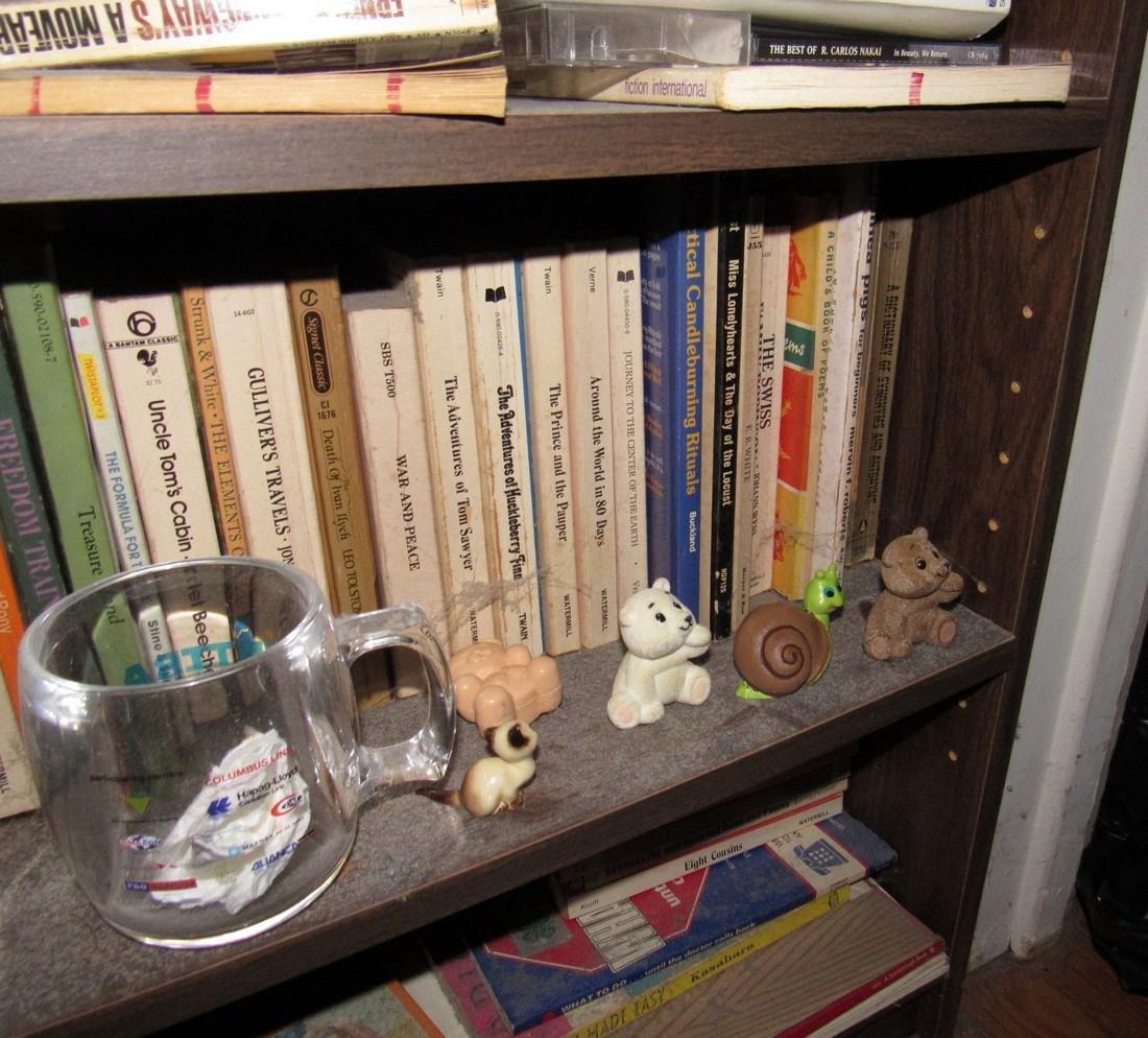 Walt Disney Japan Lamp Oriental Books Bank - 5