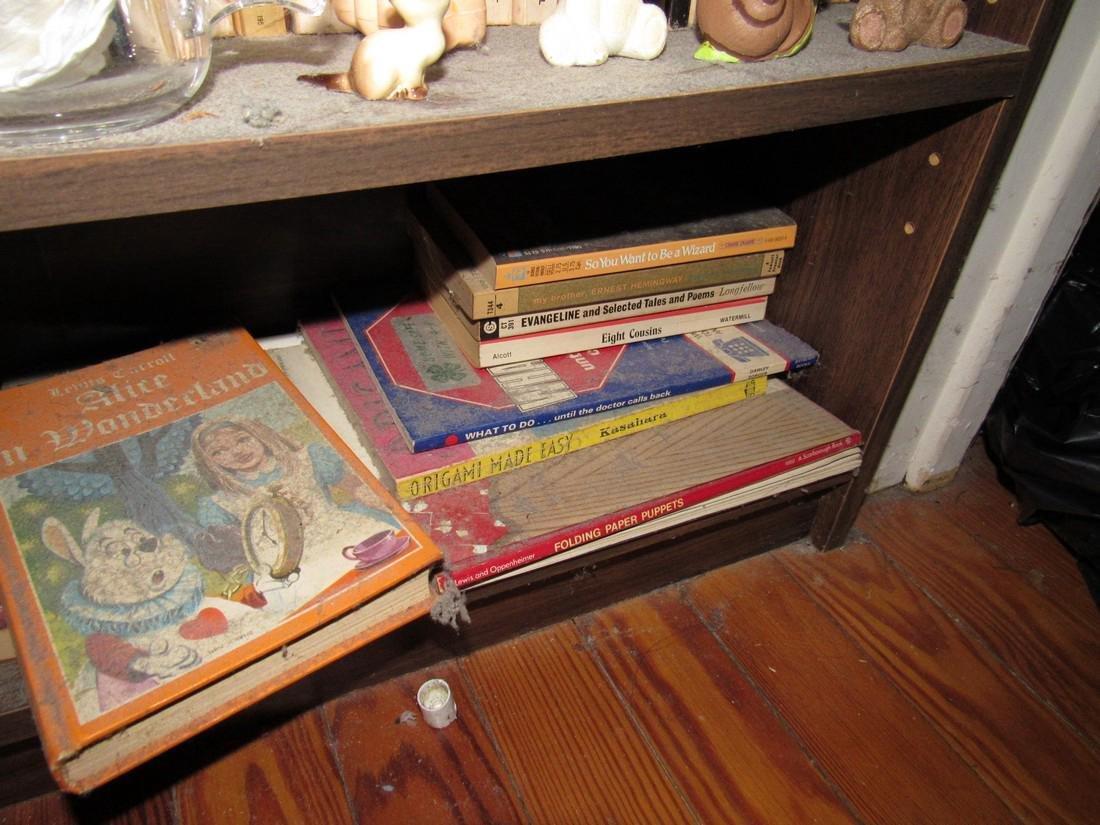 Walt Disney Japan Lamp Oriental Books Bank - 6
