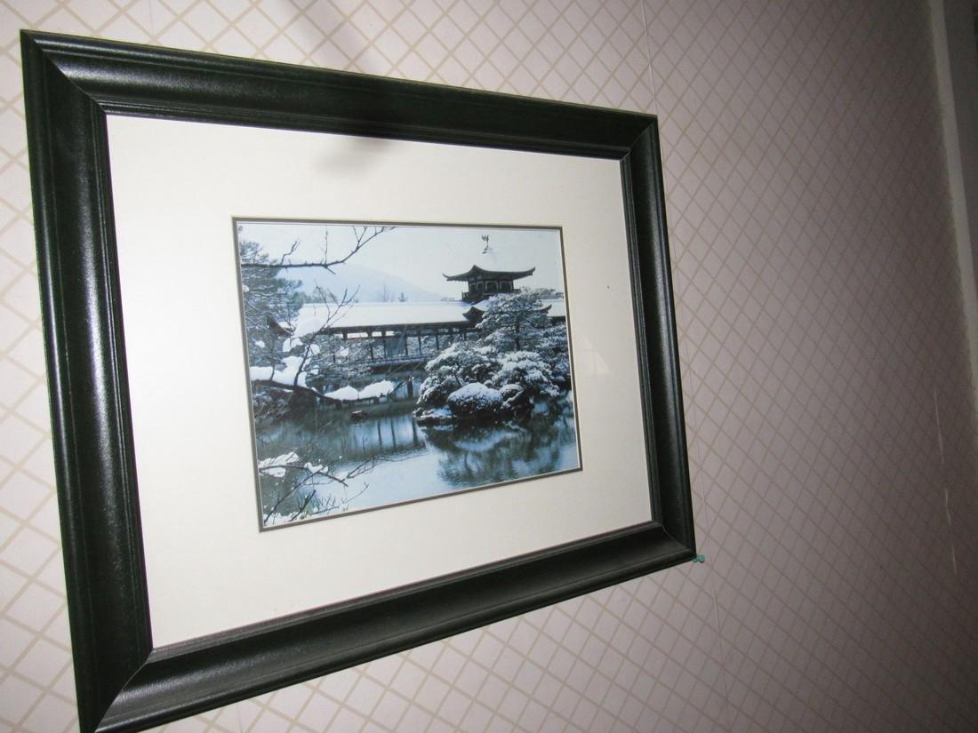 Oriental Prints / Clock - 3