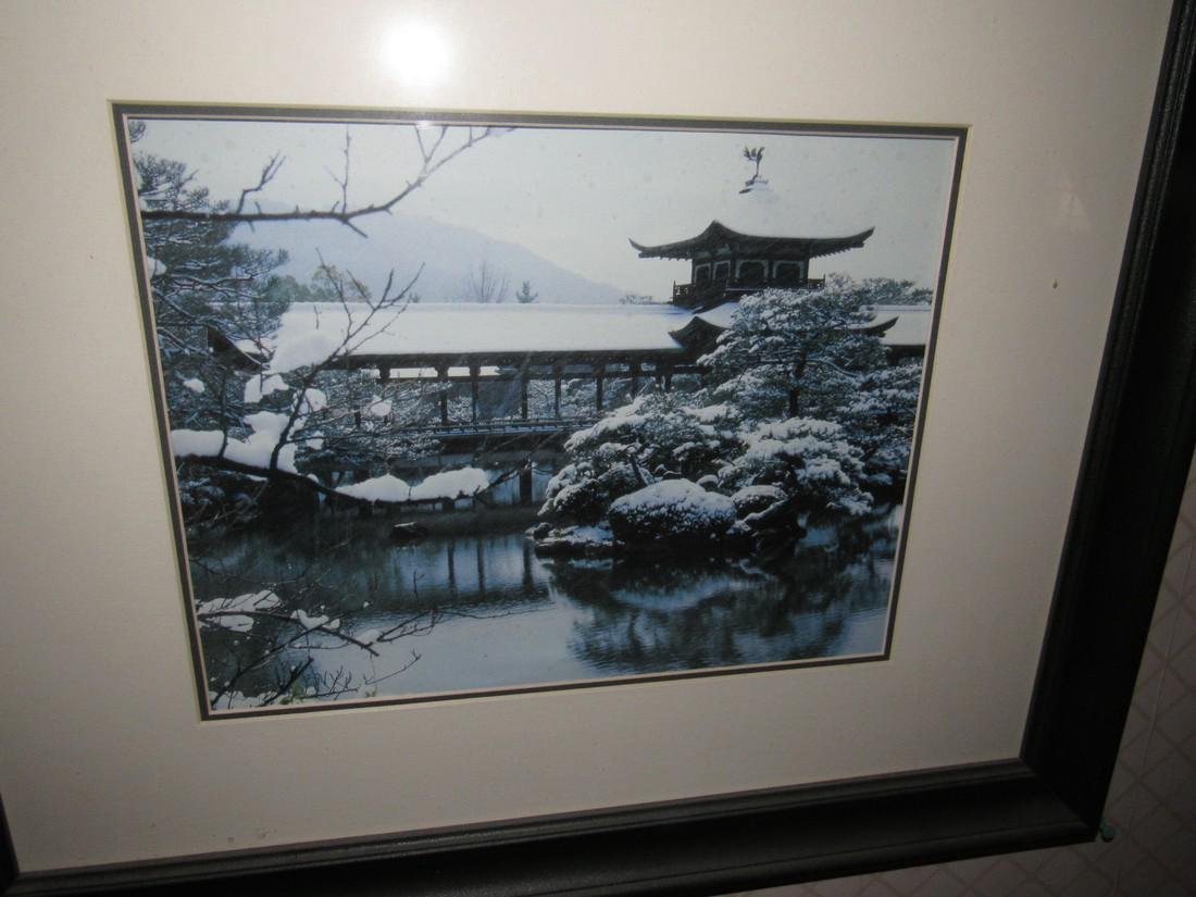 Oriental Prints / Clock - 4