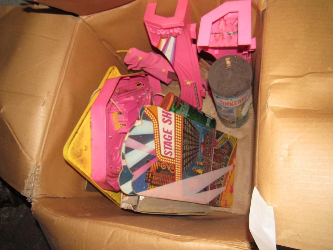 Barbie Dolls Case & Misc - 4