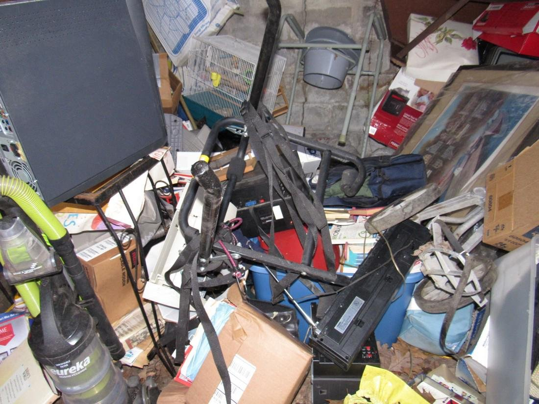 Partial Contents of Garage - 2
