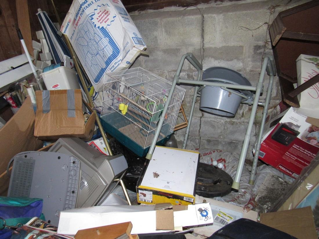 Partial Contents of Garage - 5