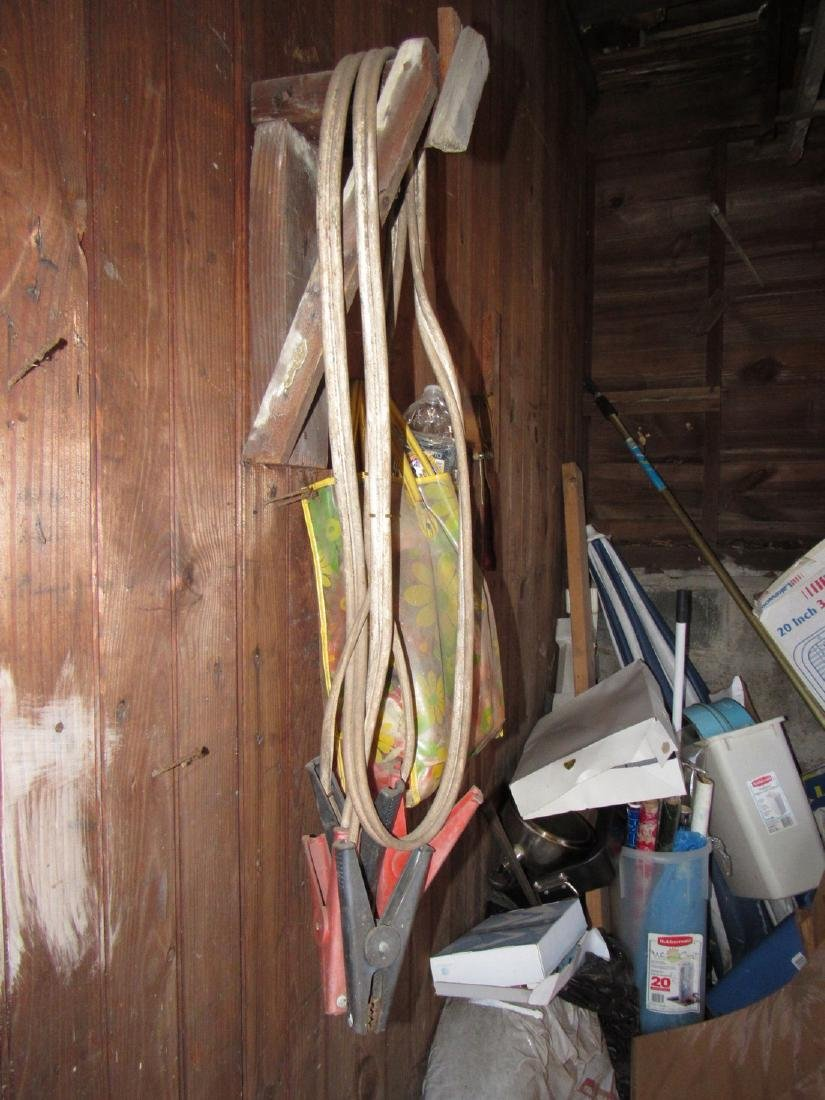 Partial Contents of Garage - 7