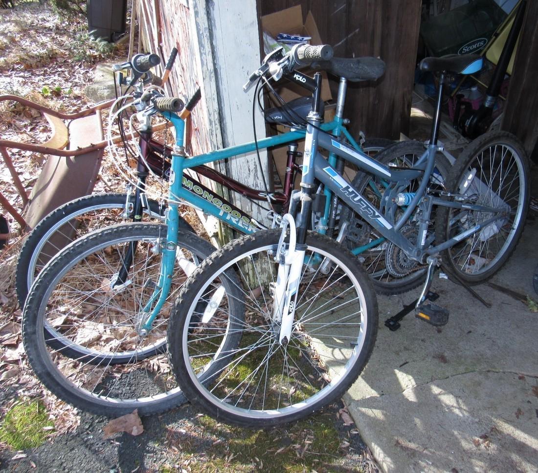 Mongoose Huffy & Trek Bicycles