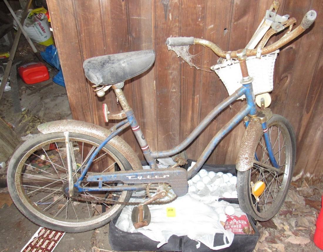 Vintage Tyler Bicycle