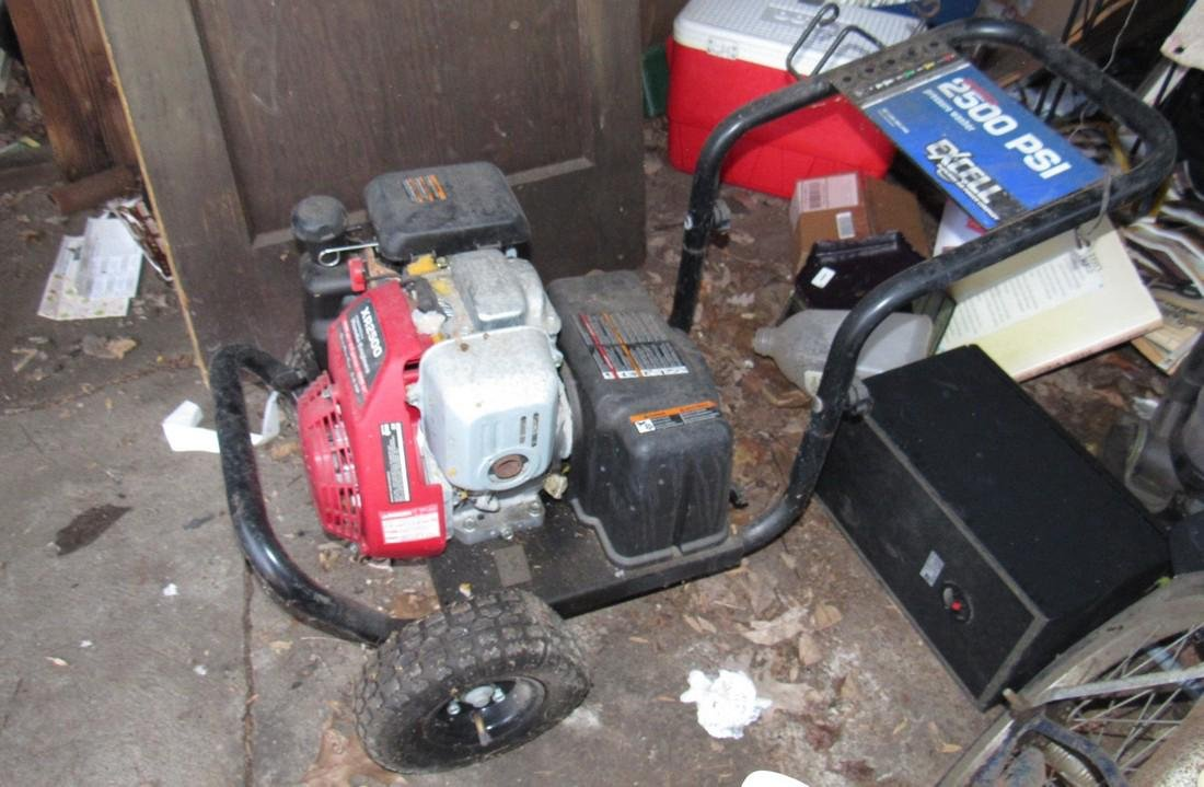 Honda Excell 2500 PSI Pressure Washer XR2500 - 2