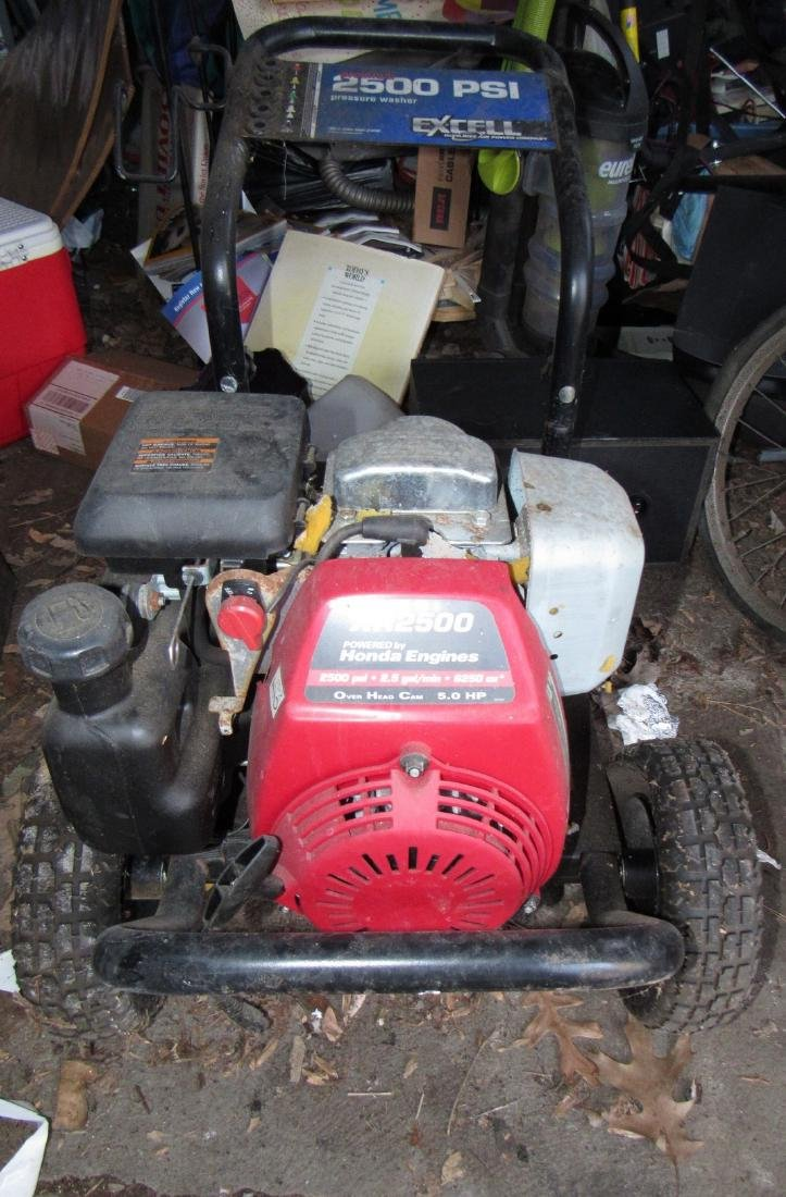 Honda Excell 2500 PSI Pressure Washer XR2500 - 3