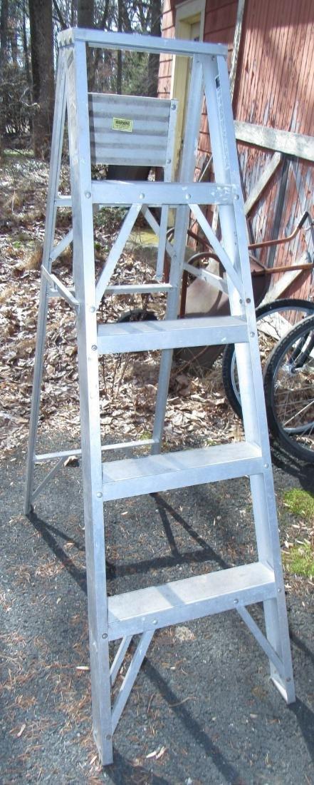 5' Aluminum Type II Step Ladder