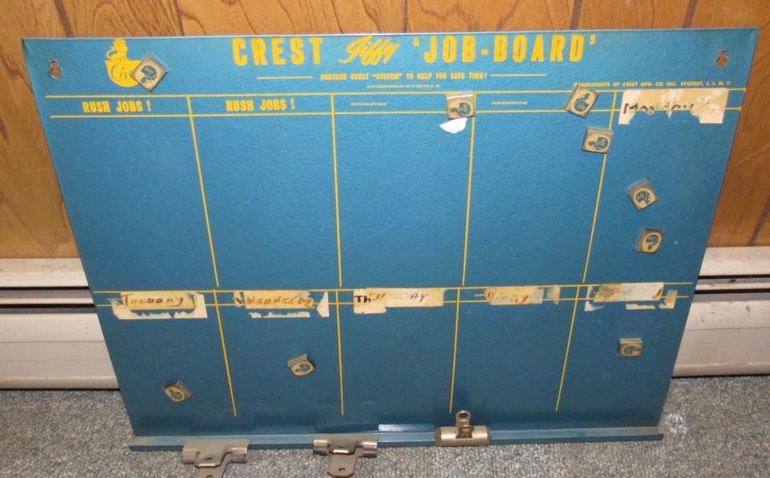 Crest Jiffy Job Board
