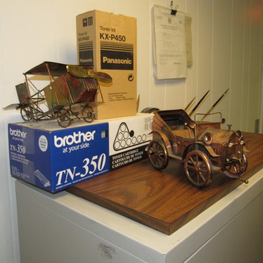 File Cabinet Toner Kits & Misc. - 3