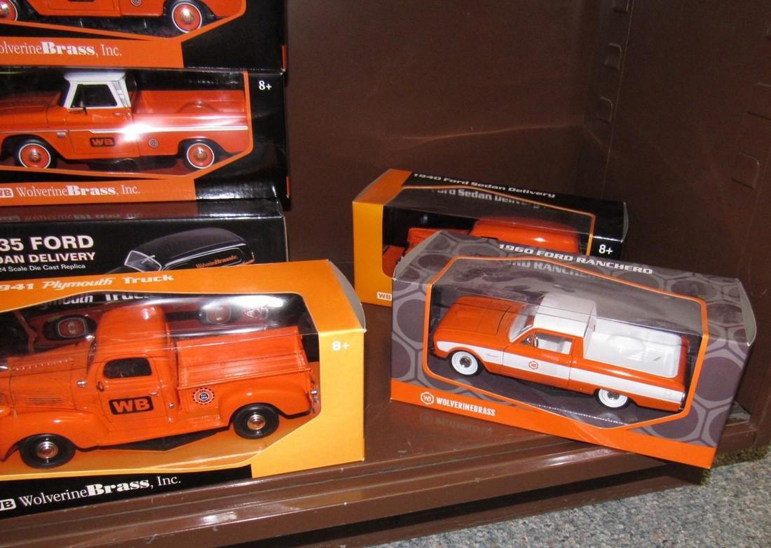 27 Wolverine Brass Ertl Diecast Toy Cars & Trucks - 10