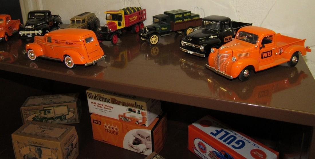 27 Wolverine Brass Ertl Diecast Toy Cars & Trucks - 3
